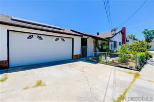 Photo of 7402 Gribble St, San Diego, CA 92114 (MLS # 190046466)