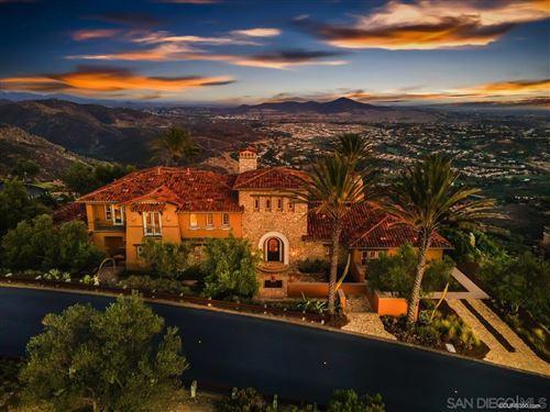 Photo of 17847 Punta Del Sur, Rancho Santa Fe, CA 92067 (MLS # 210016466)