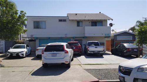 Photo of 4115 Cherokee Ave #1, San Diego, CA 92104 (MLS # 210025467)