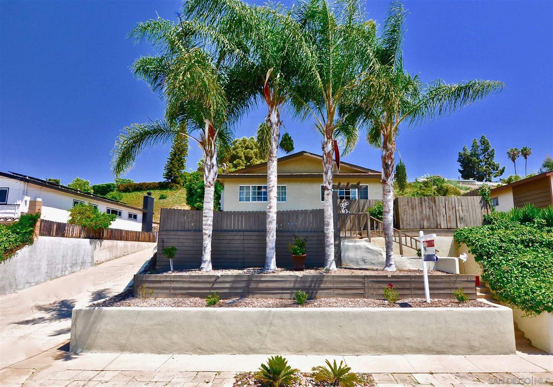 Photo of 6125 Avenorra Drive, La Mesa, CA 91942 (MLS # 210011467)
