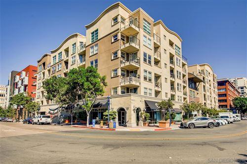 Photo of 350 K Street #414, San Diego, CA 92101 (MLS # 200048469)