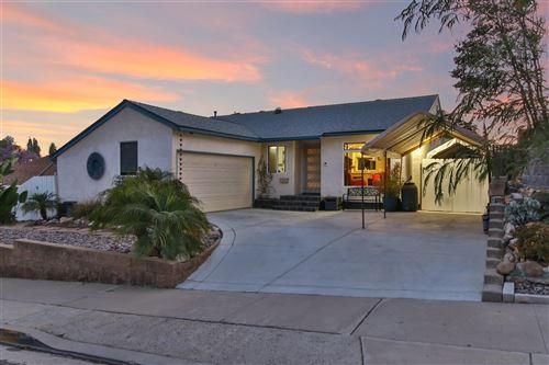 Photo of 5360 Mary Fellows Ave, La Mesa, CA 91942 (MLS # 210017470)