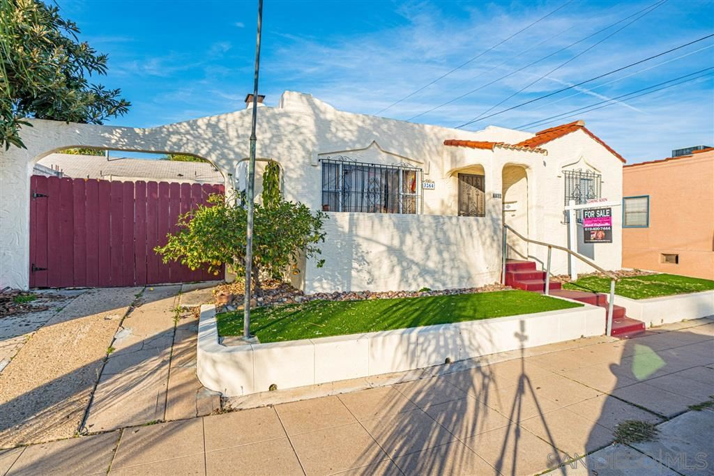 Photo for 3264 Landis St, San Diego, CA 92104 (MLS # 200001470)