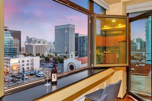 Photo of 1551 4th Avenue #610, San Diego, CA 92101 (MLS # PTP2102471)