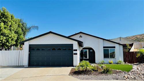 Photo of 14419 ELMPORT LN, POWAY, CA 92064 (MLS # 210020472)