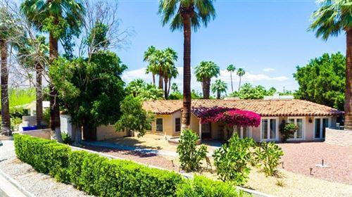 Photo of 580 E The Palms Street, Palm Springs, CA 92262 (MLS # NDP2106472)