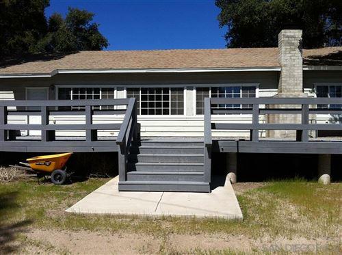 Photo of 2750 Ribbonwood Road, Boulevard, CA 91905 (MLS # 200008477)