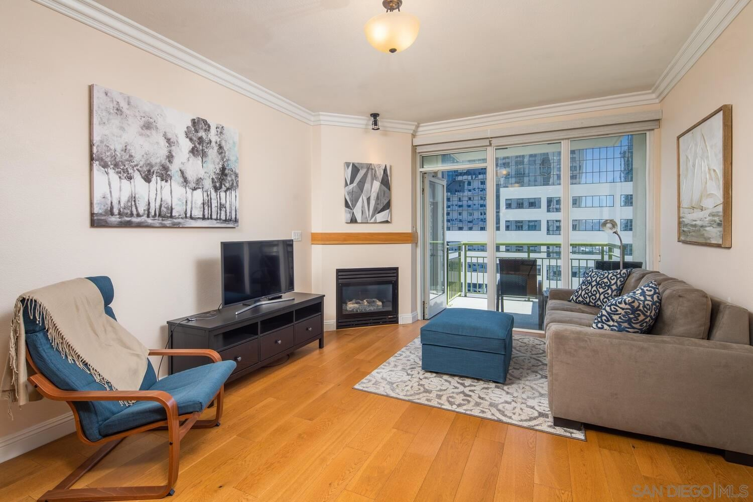Photo for 1240 India St #1404, San Diego, CA 92101 (MLS # 200050478)