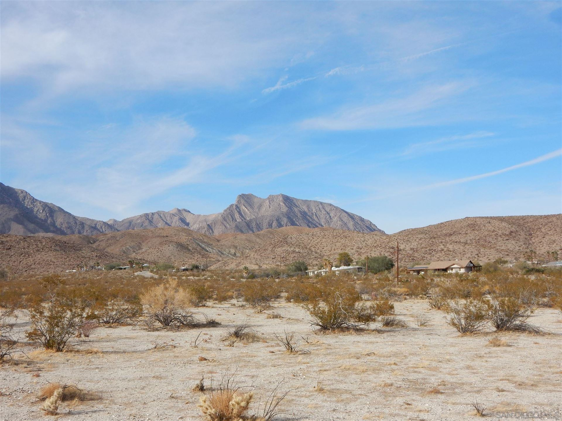 Photo of 3170 Country Club Rd, Borrego Springs, CA 92004 (MLS # 210000478)