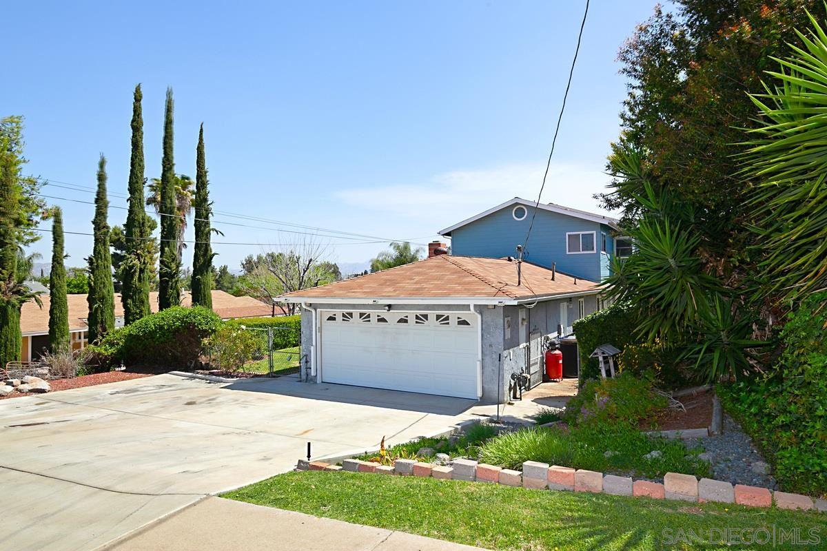 Photo of 8581 Atlas View Drive, Santee, CA 92071 (MLS # 210009478)