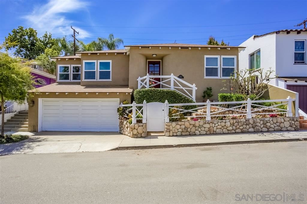 Photo for 3624 Wilshire Terrace, San Diego, CA 92104 (MLS # 200003481)
