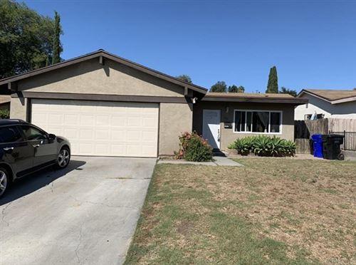 Photo of 926 Osage Street, San Diego, CA 92114 (MLS # PTP2101482)