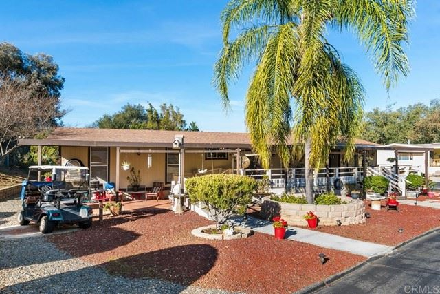 Photo of 18218 Paradise Mountain Rd Spc 15, Valley Center, CA 92082 (MLS # NDP2100482)