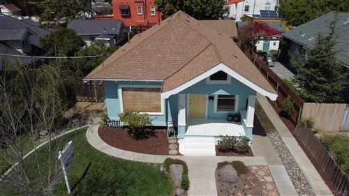 Tiny photo for 1512 Madison Avenue, San Diego, CA 92116 (MLS # 210007483)