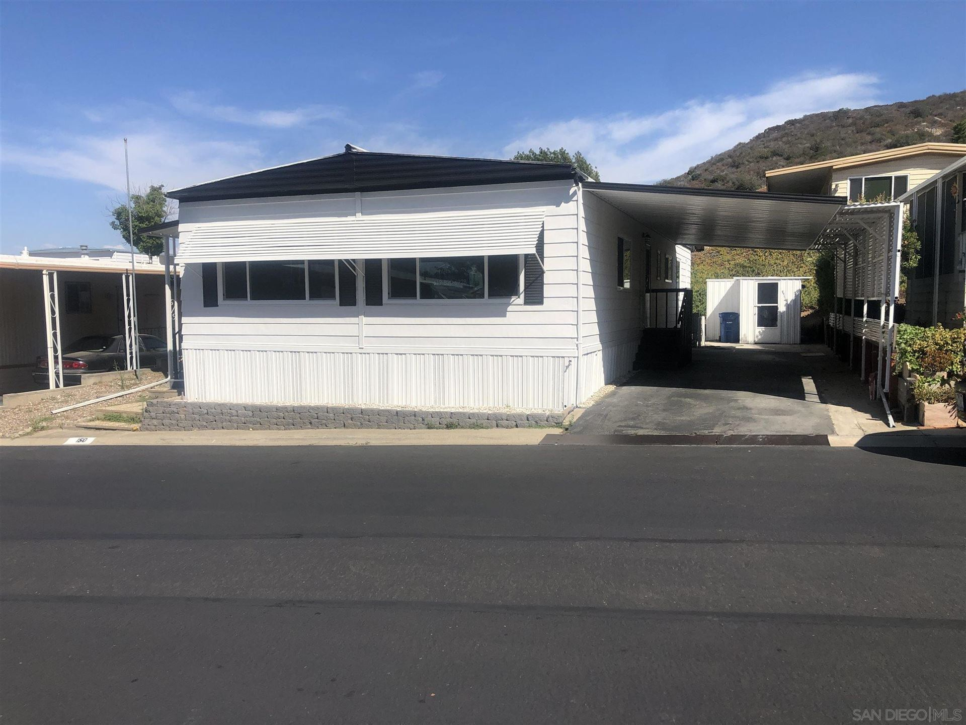 Photo of 7467 Mission Gorge Rd #150, Santee, CA 92071 (MLS # 210020483)