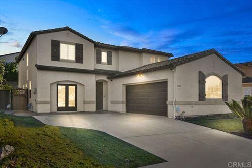 Photo of 1740 FERNWOOD RD, Chula Vista, CA 91913 (MLS # PTP2100484)