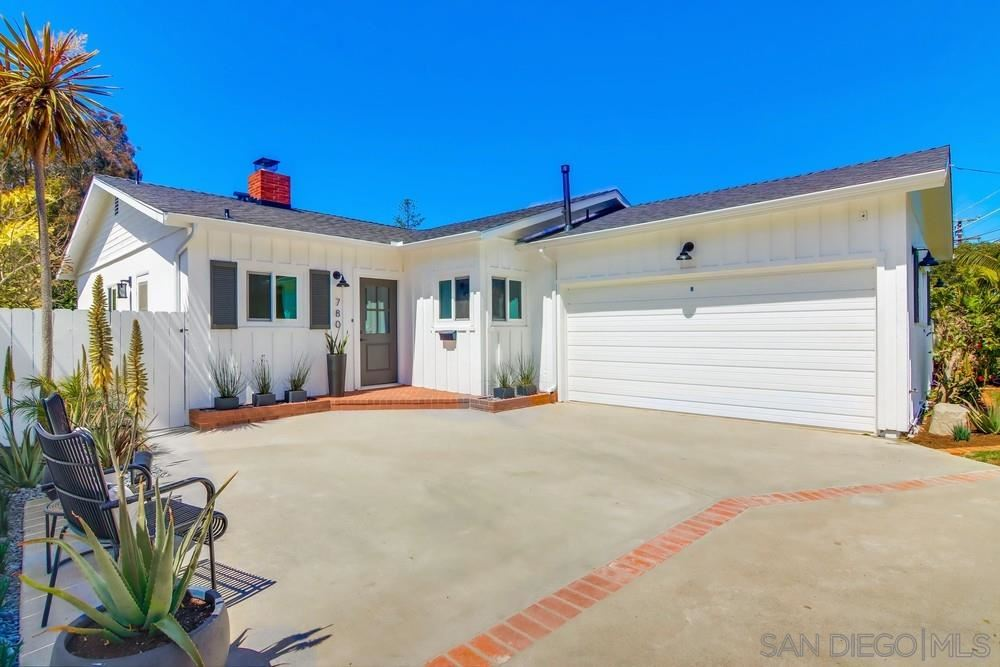 Photo for 780 Loma Valley Road, San Diego, CA 92106 (MLS # 210008484)