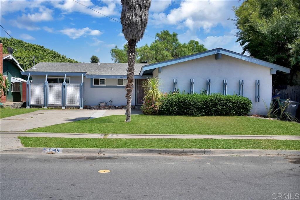 Photo of 1749 El Prado Ave, Lemon Grove, CA 91945 (MLS # 200030486)