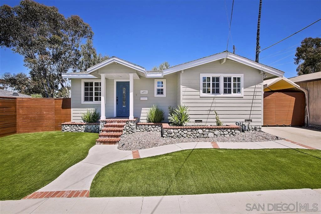 Photo for 4855 39th St, San Diego, CA 92116 (MLS # 200024487)