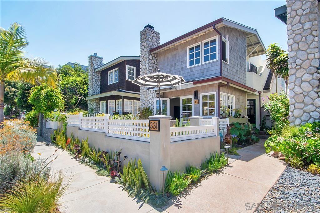 Photo of 331 Gravilla Street, La Jolla, CA 92037 (MLS # 200031487)