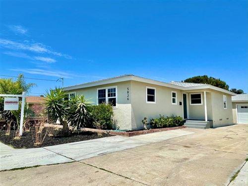 Photo of 5826 Roanoke Street, San Diego, CA 92139 (MLS # NDP2110488)