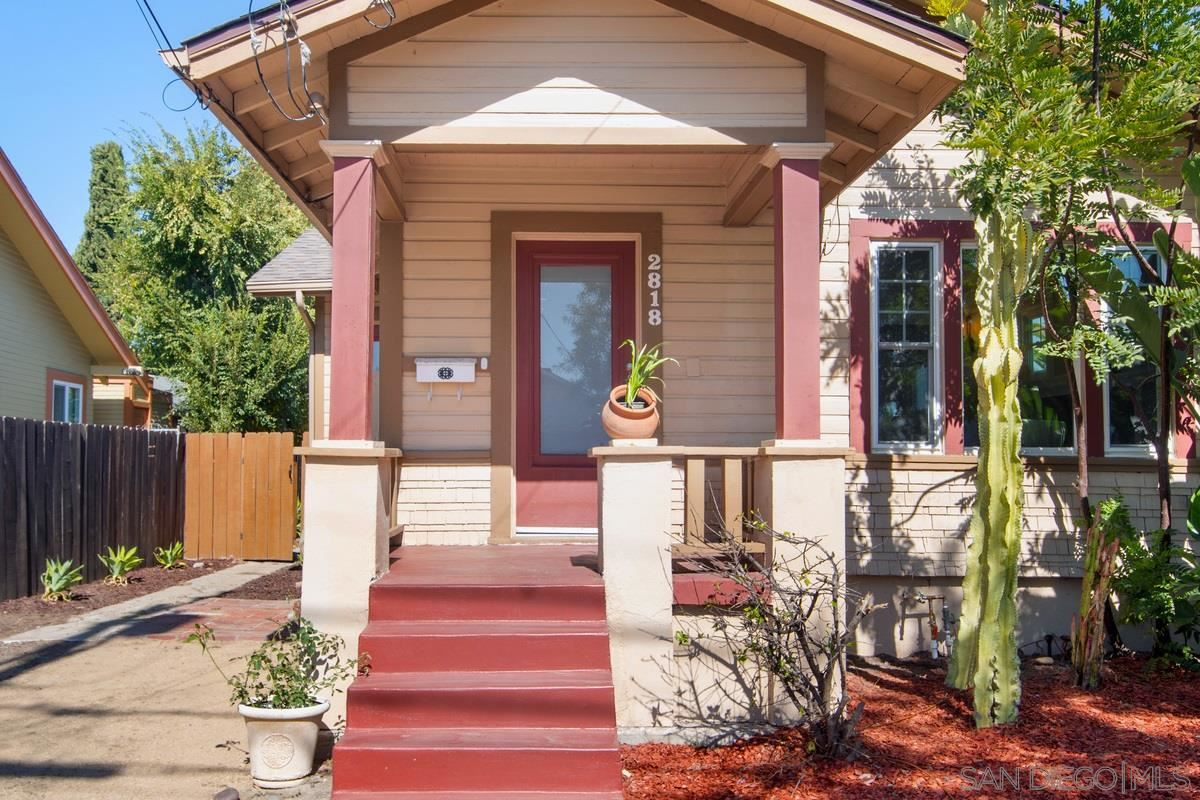 Photo for 2818 Copley Ave, San Diego, CA 92116 (MLS # 200050488)