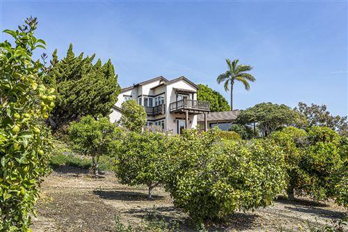 Photo of 16636 Los Morros, Rancho Santa Fe, CA 92067 (MLS # 200010490)