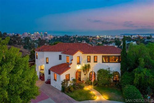 Photo of 3510 Dove Ct, San Diego, CA 92103 (MLS # 210025493)
