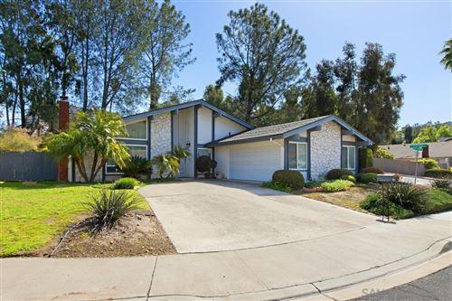 Photo of 1679 Whitsett Drive, El Cajon, CA 92020 (MLS # 210016494)
