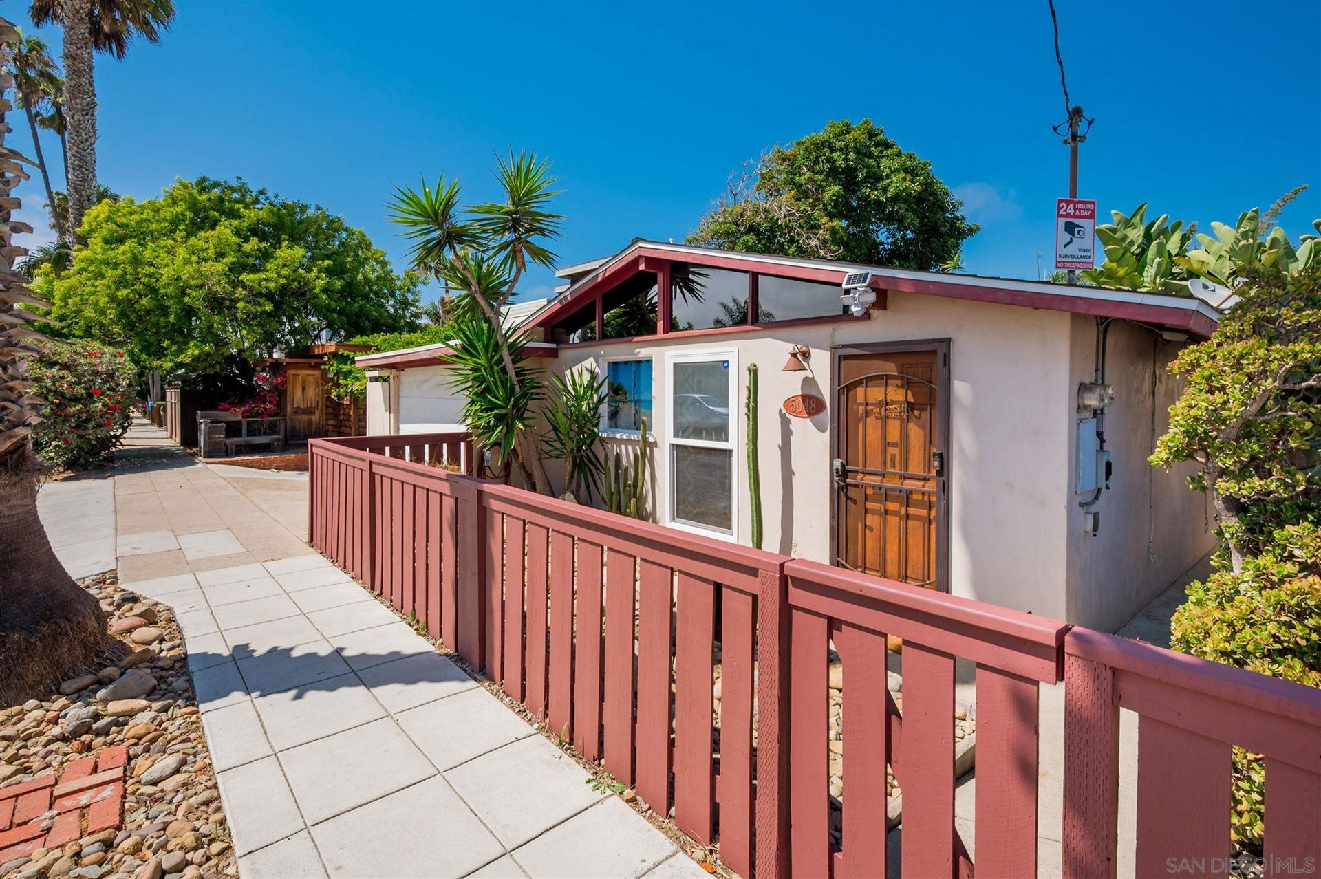 Photo of 5046-48 LONG BRANCH AVE., SAN DIEGO, CA 92107 (MLS # 210021494)