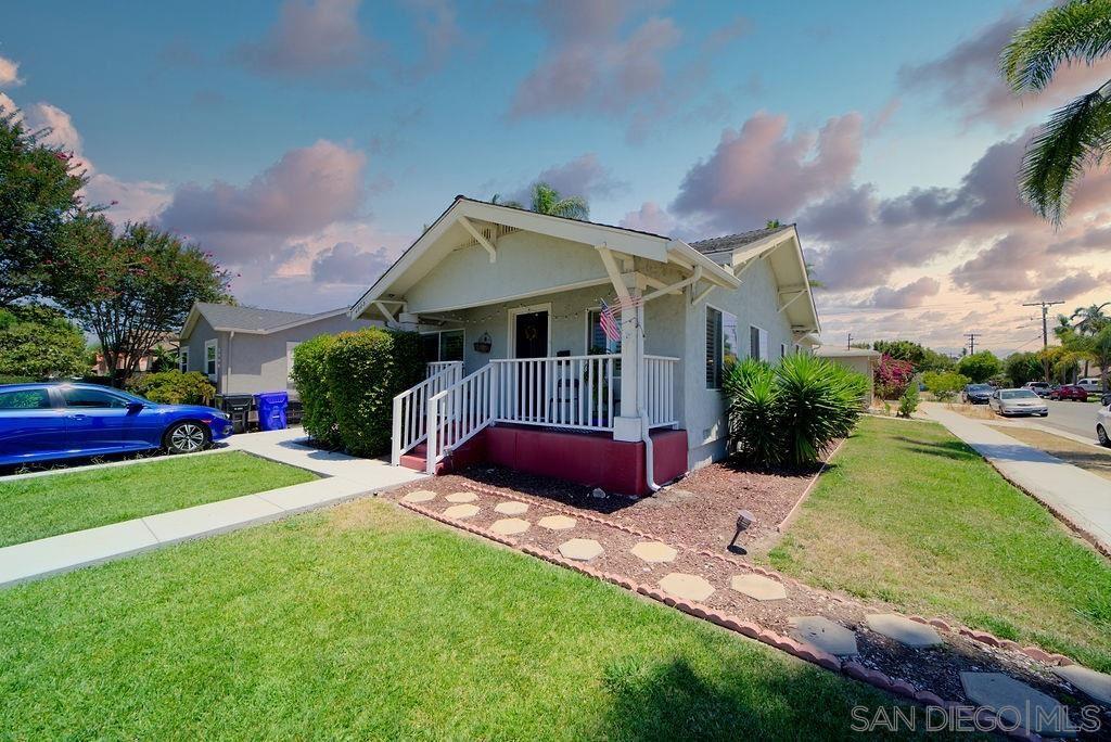 Photo for 4903 Hawley Blvd, San Diego, CA 92116 (MLS # 200036496)