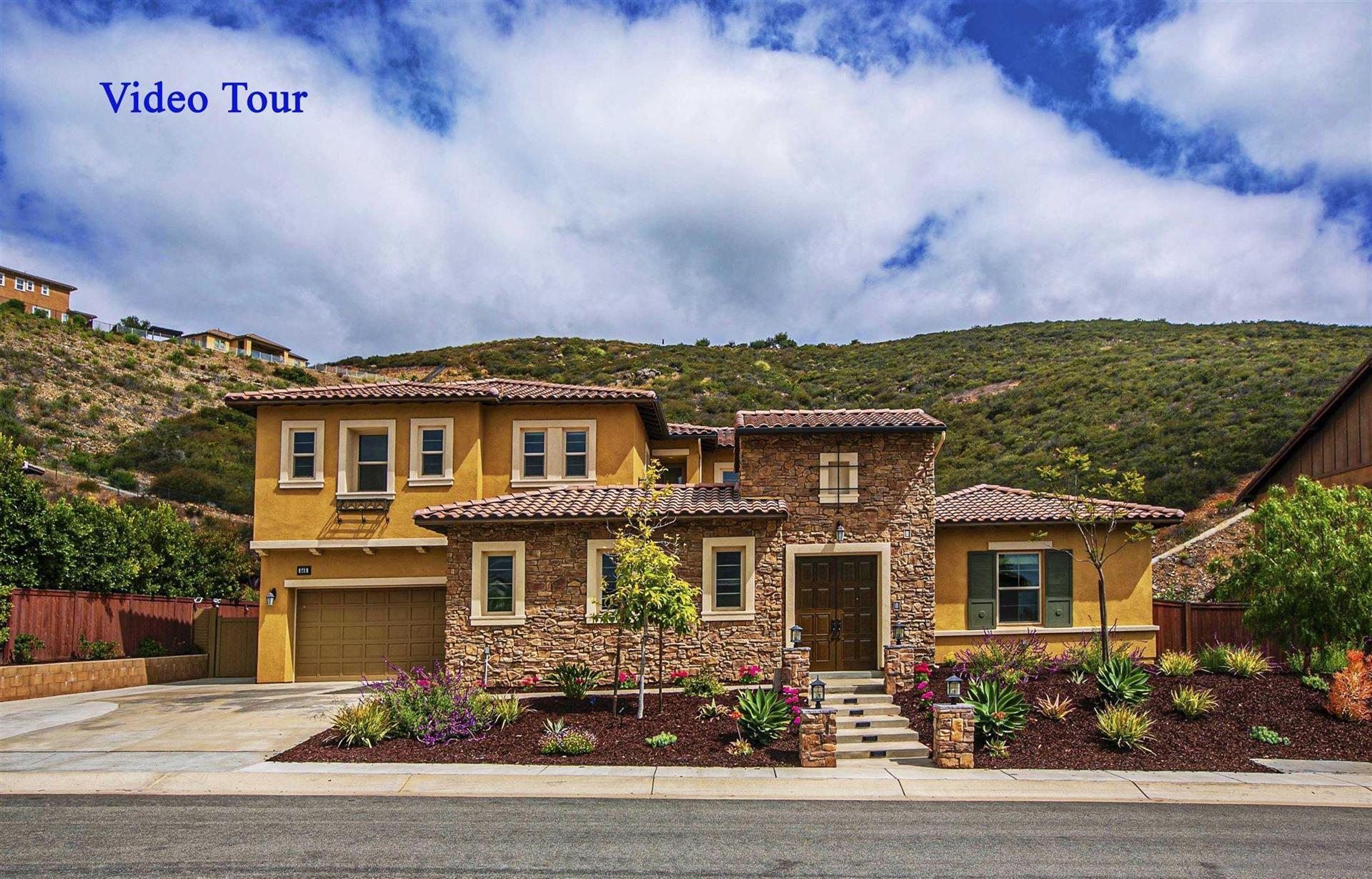 Photo of 545 Ledge St, San Marcos, CA 92078 (MLS # 210015498)