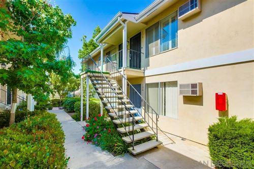 Photo of 4800 Williamsburg Lane #236, La Mesa, CA 91942 (MLS # 210016500)