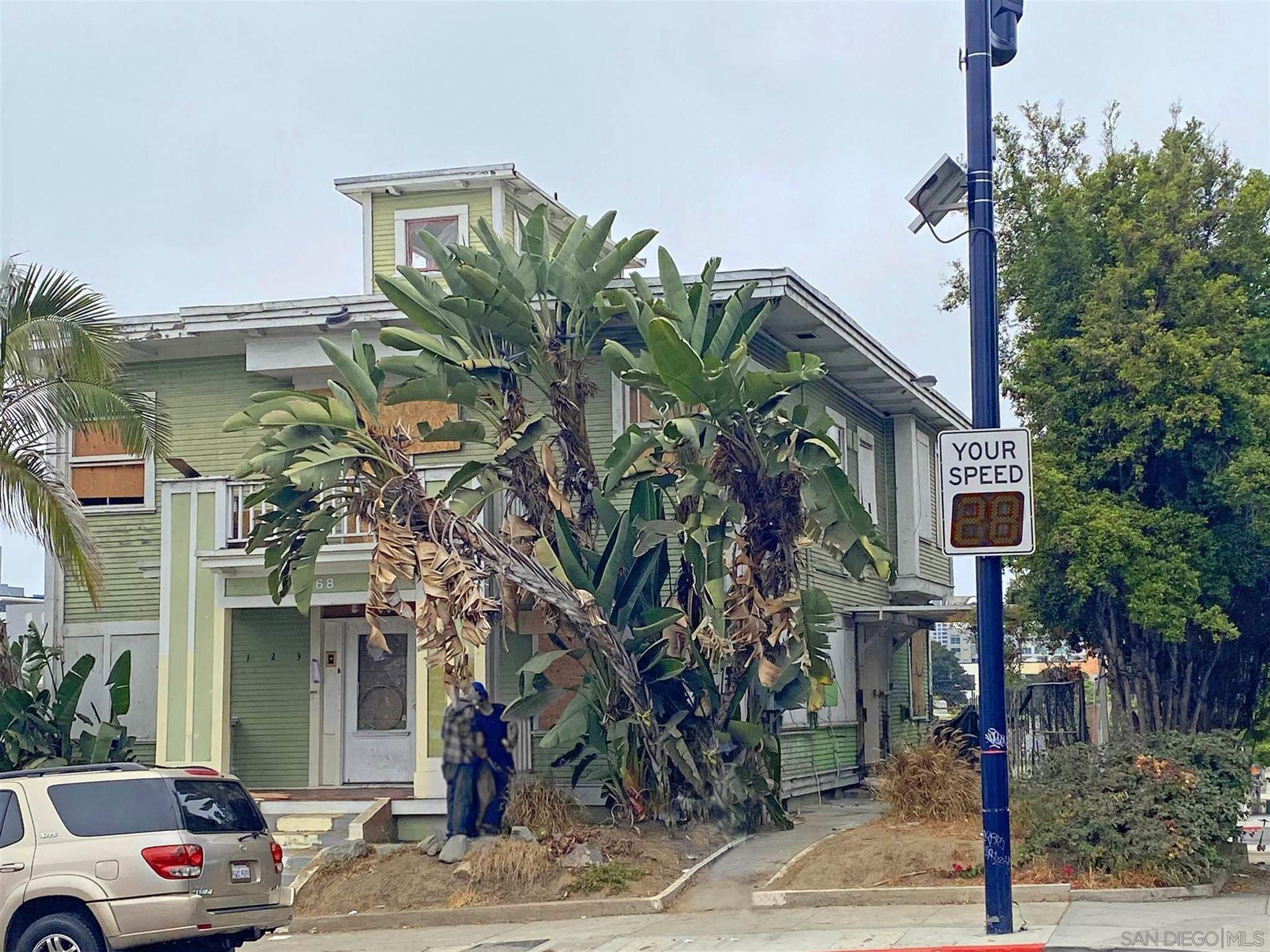 Photo of 768 17th St, San Diego, CA 92101 (MLS # 210021500)