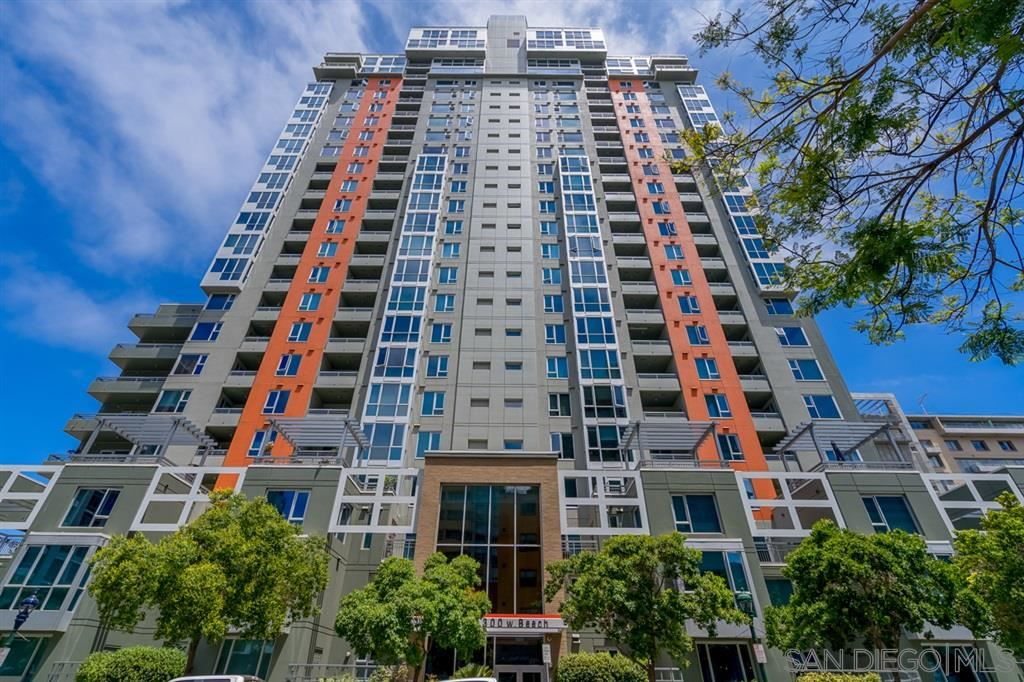 Photo for 300 W Beech St #606, San Diego, CA 92101 (MLS # 190039501)
