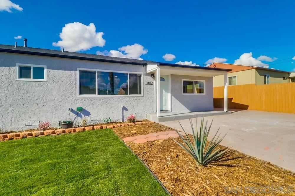 Photo of 1407 E 5th Street, National City, CA 91950 (MLS # 210006501)