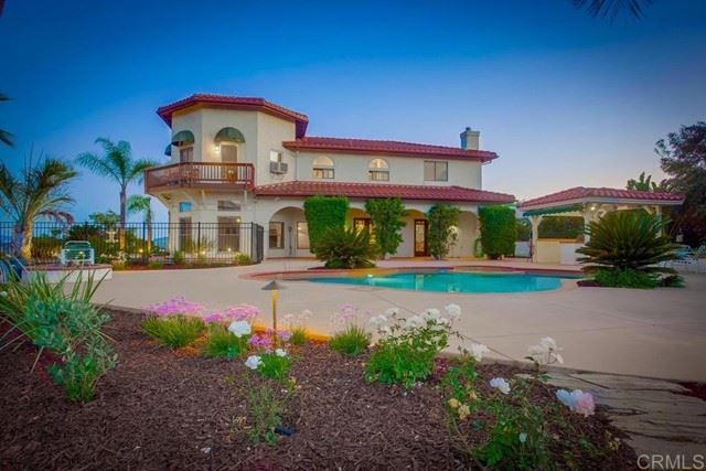 Photo of 15595 Rim of the Valley, Valley Center, CA 92082 (MLS # NDP2106502)