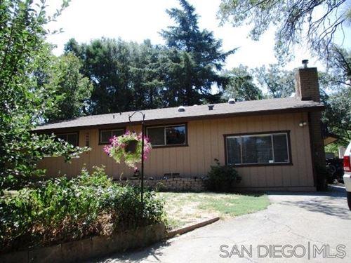 Photo of 1213 SUNSHINE TRAILLS, JULIAN, CA 92036 (MLS # 200039503)