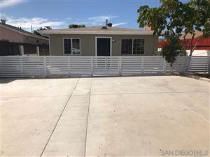 Photo of 2668 Buena Vista Avenue, Lemon Grove, CA 91945 (MLS # 190052505)