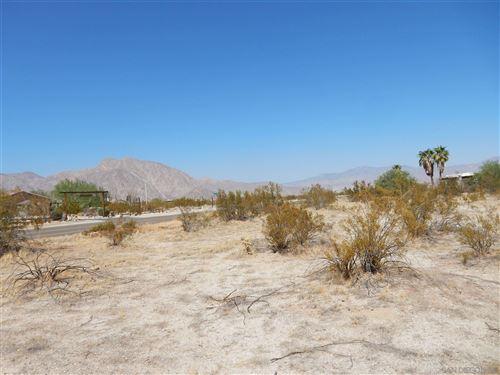 Photo of Borrego Springs Rd, Borrego Springs, CA 92004 (MLS # 200046505)