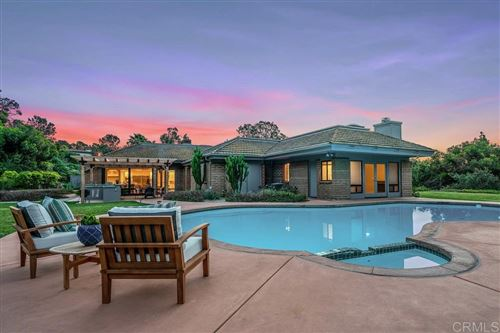 Photo of 4484 Los Pinos, Rancho Santa Fe, CA 92067 (MLS # 190064507)