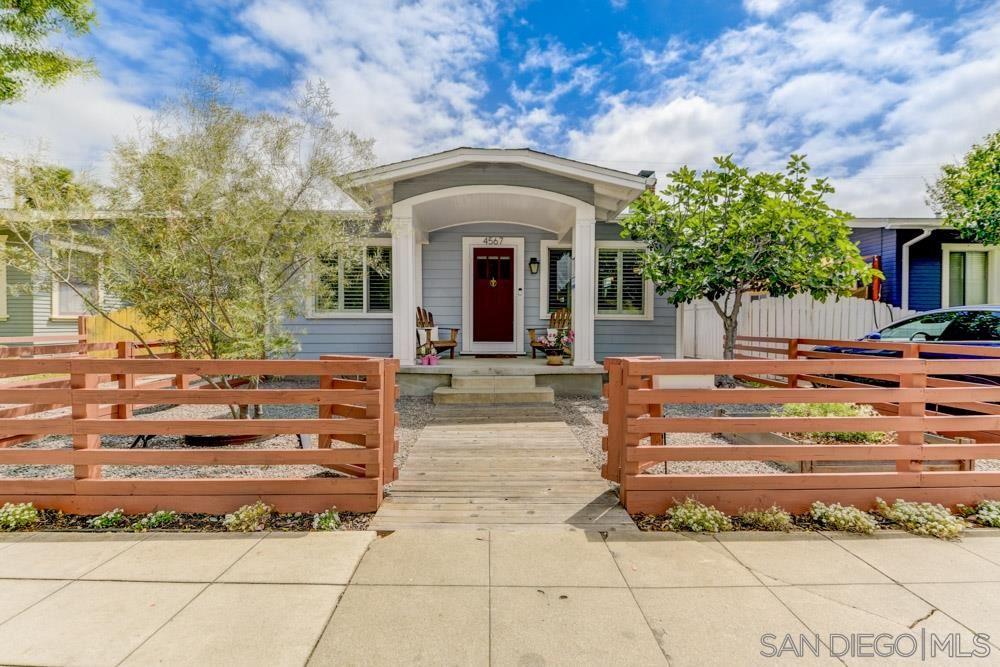 Photo for 4567 Louisiana St, San Diego, CA 92116 (MLS # 210010507)