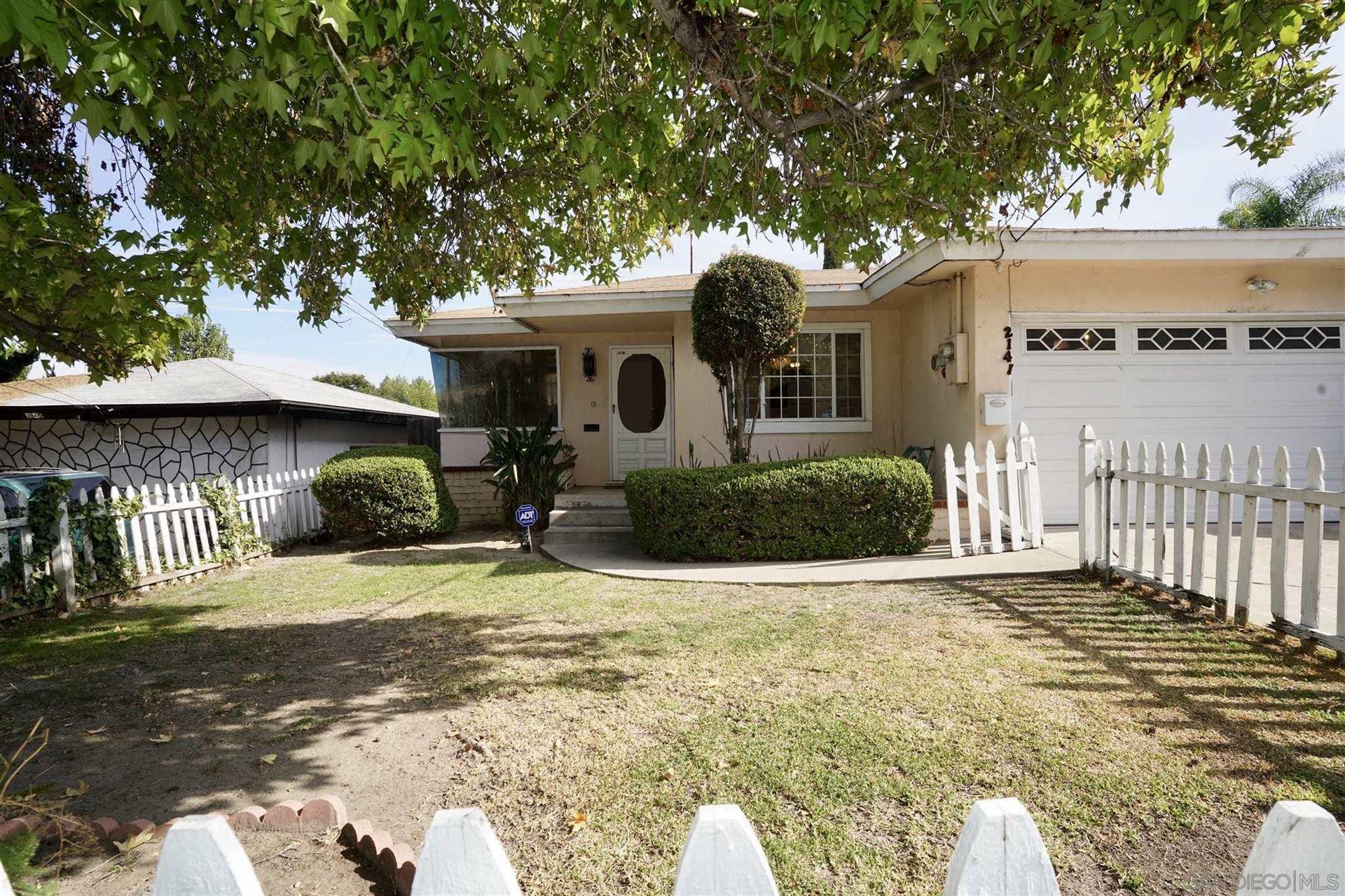 Photo of 2141 Winnett Street, San Diego, CA 92114 (MLS # 200052508)