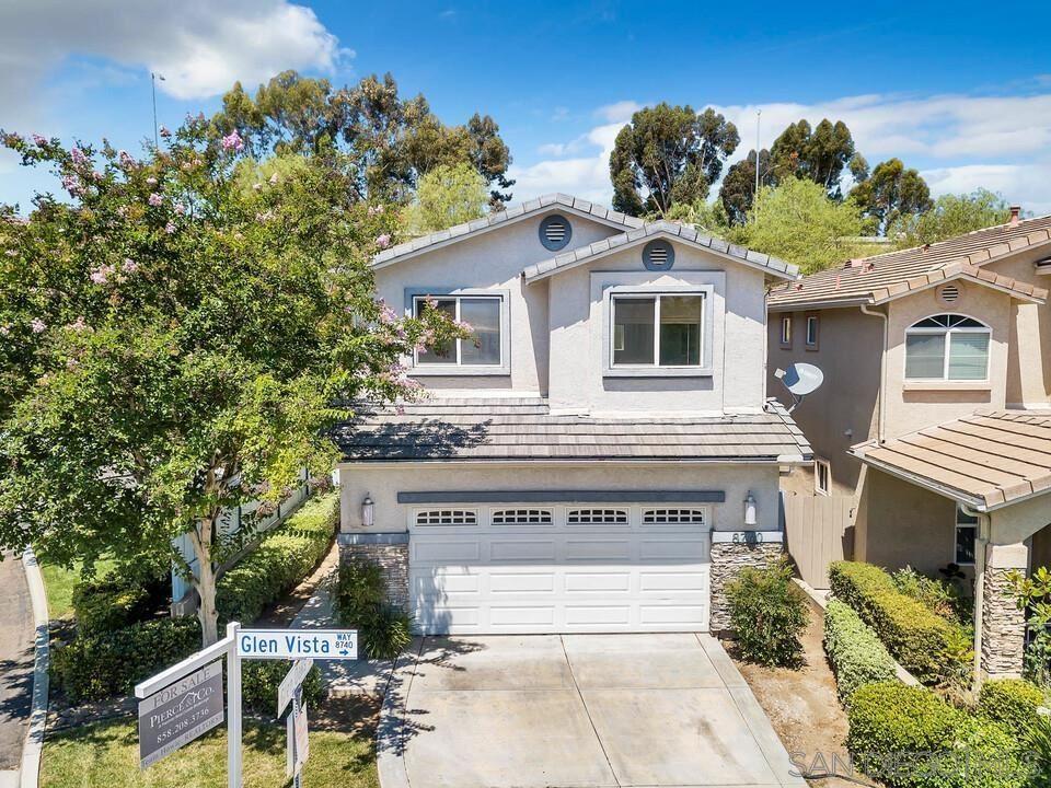Photo of 8740 Glen Vista Way, Santee, CA 92071 (MLS # 210021508)