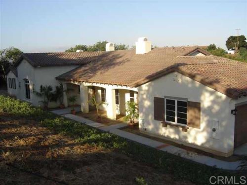 Photo of 4335 Via De Los Cepillos, Bonsall, CA 92003 (MLS # 200011509)