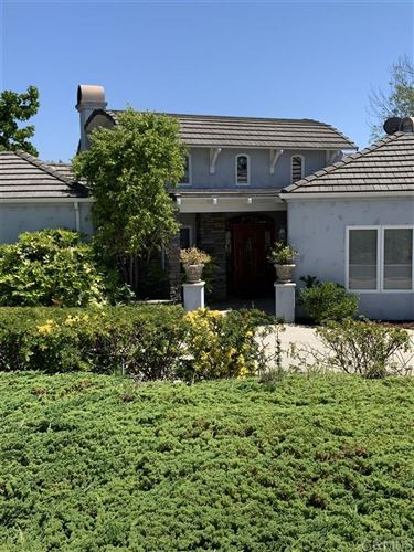 Photo of 40284 Sandia Creek Drive, Fallbrook, CA 92028 (MLS # 200030509)