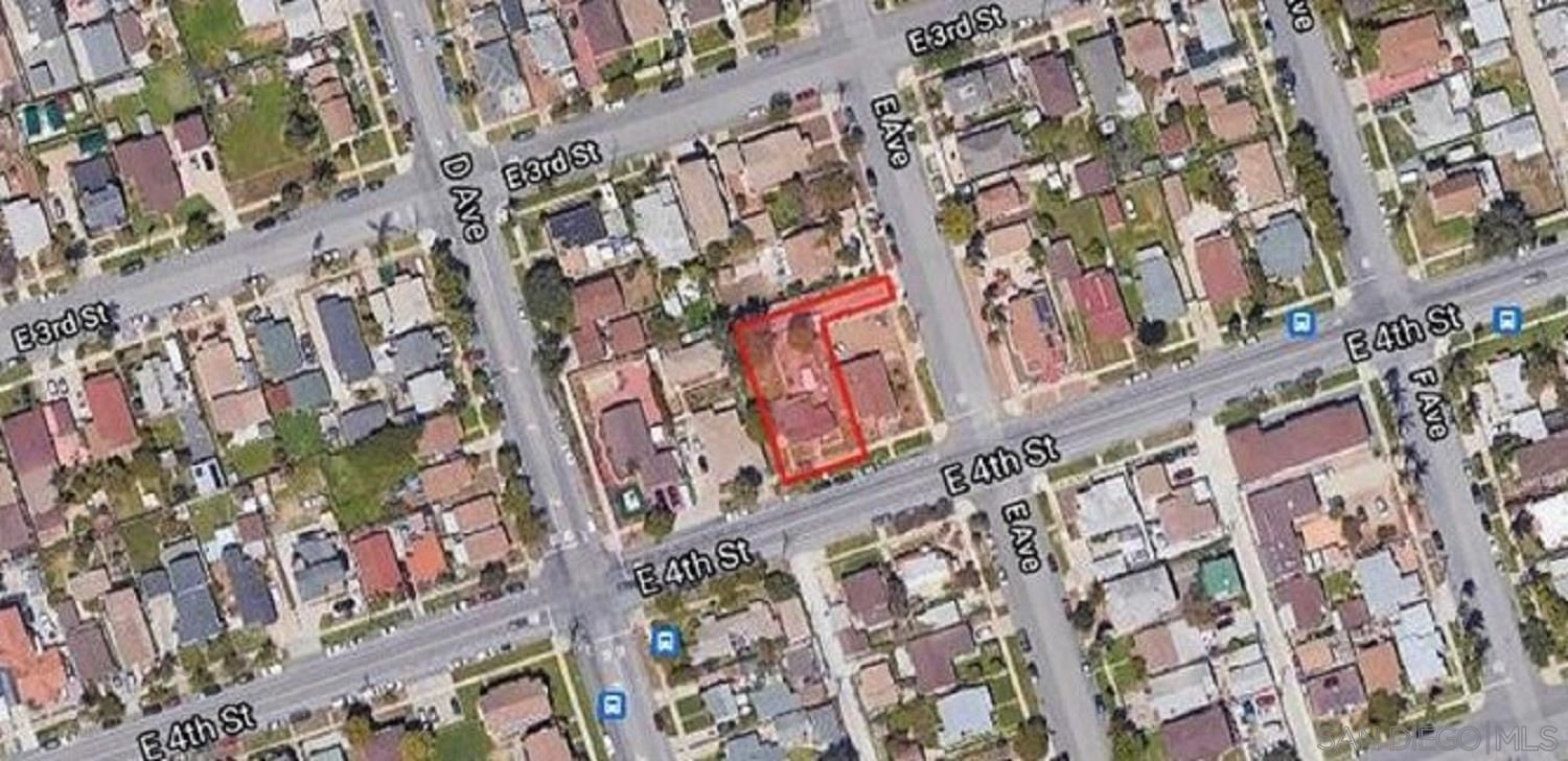 Photo of 429-431 E 4th St. & E Ave., National Ciy, CA 91950 (MLS # 210020510)