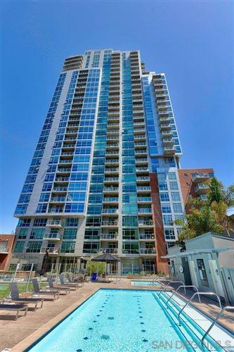 Photo of 800 The Mark Lane #2601, San Diego, CA 92101 (MLS # 210013511)