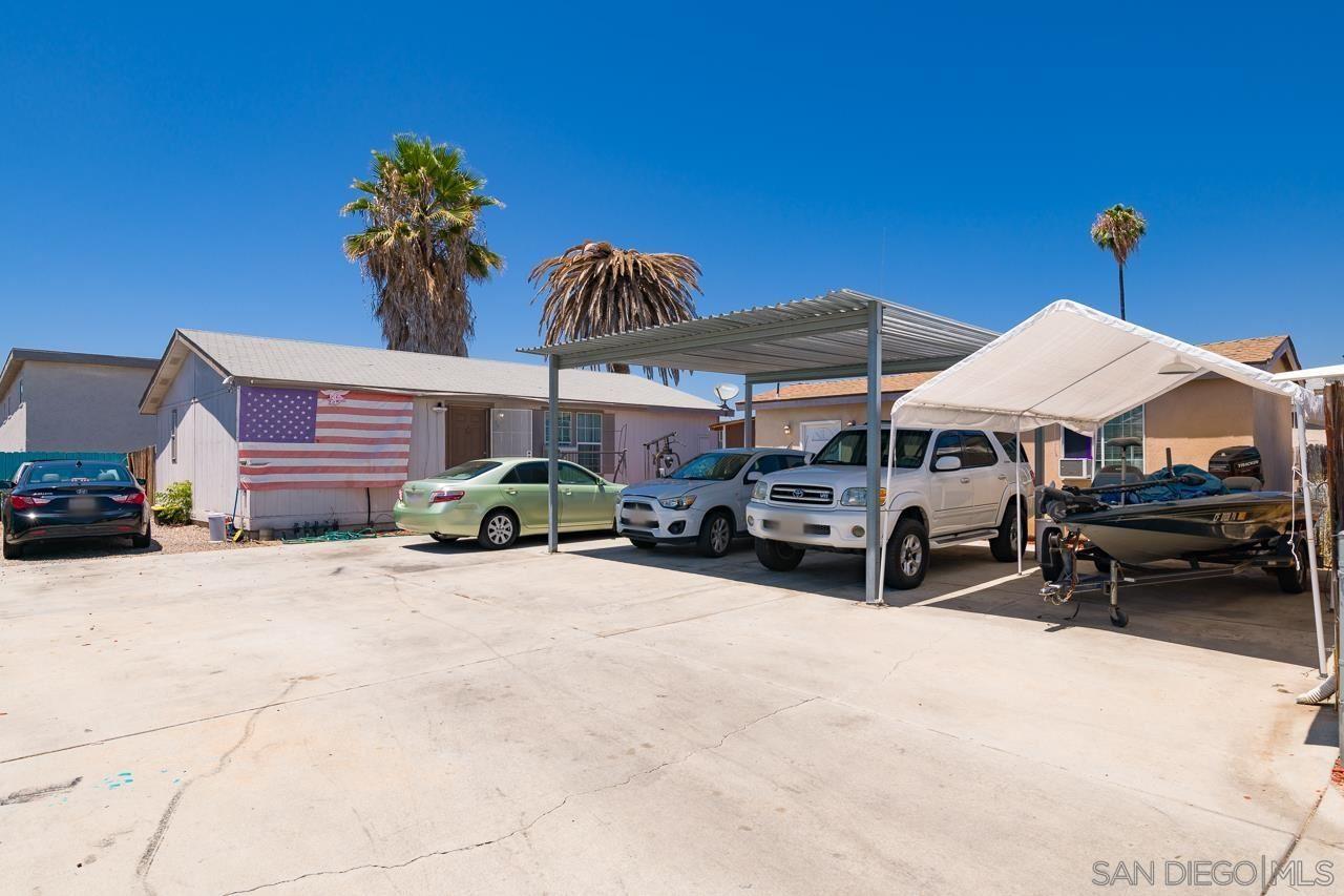 Photo of 644-46 Emerald Avenue, El Cajon, CA 92020 (MLS # 210021511)