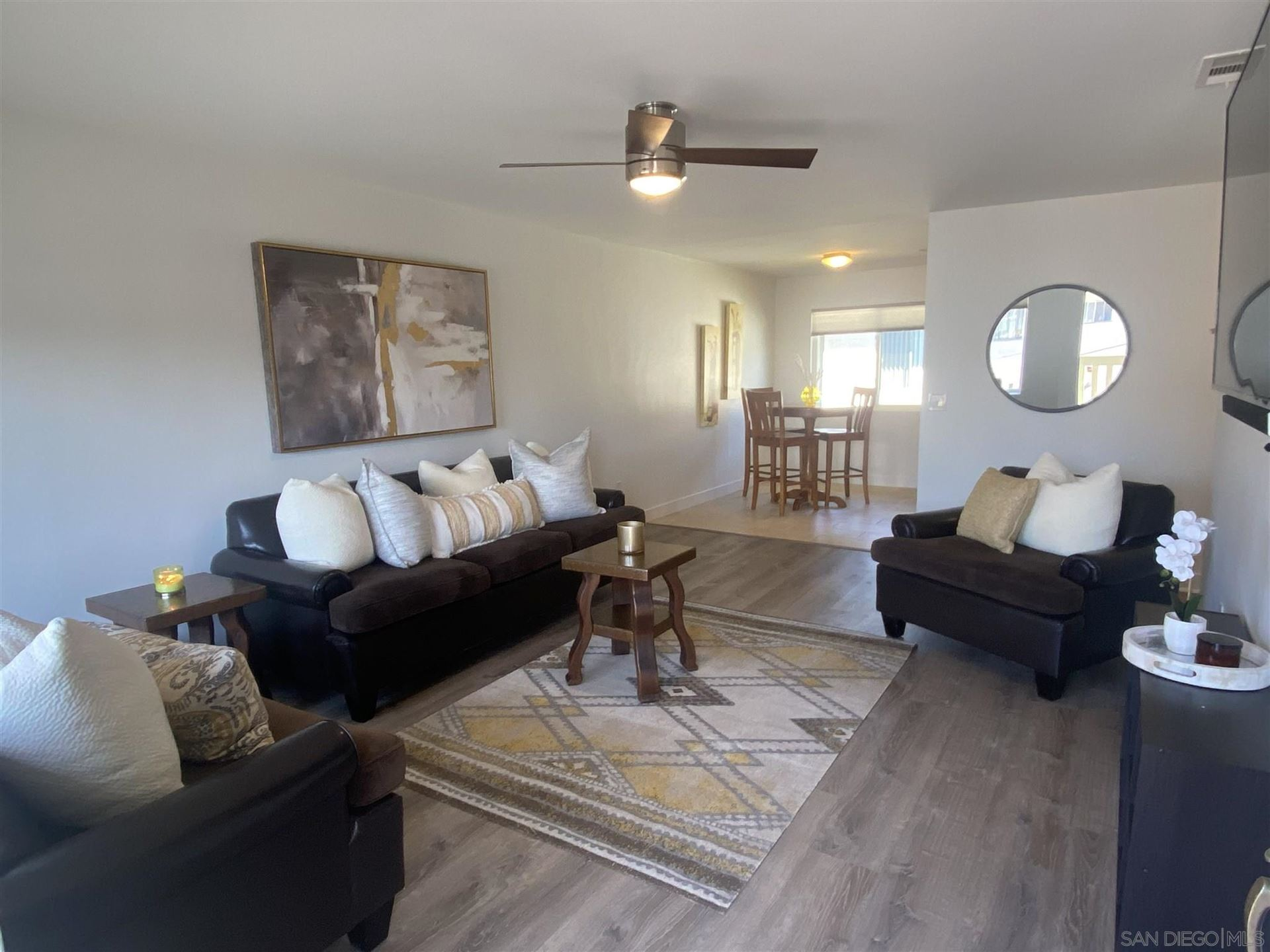 Photo for 4569 Florida St #6, San Diego, CA 92116 (MLS # 210007513)
